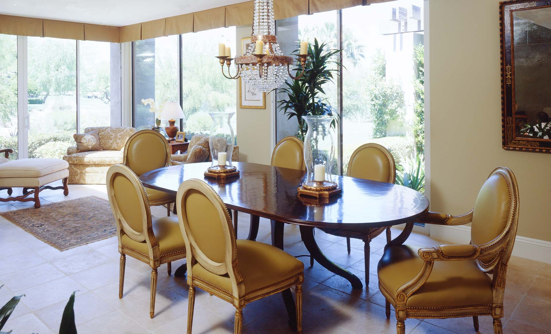 Ordinaire Tampa Interior Design Traditional Dining Room